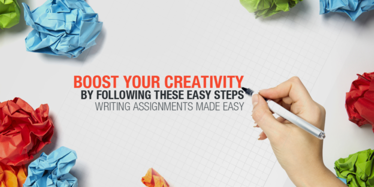 Writing Assignments Made Easy