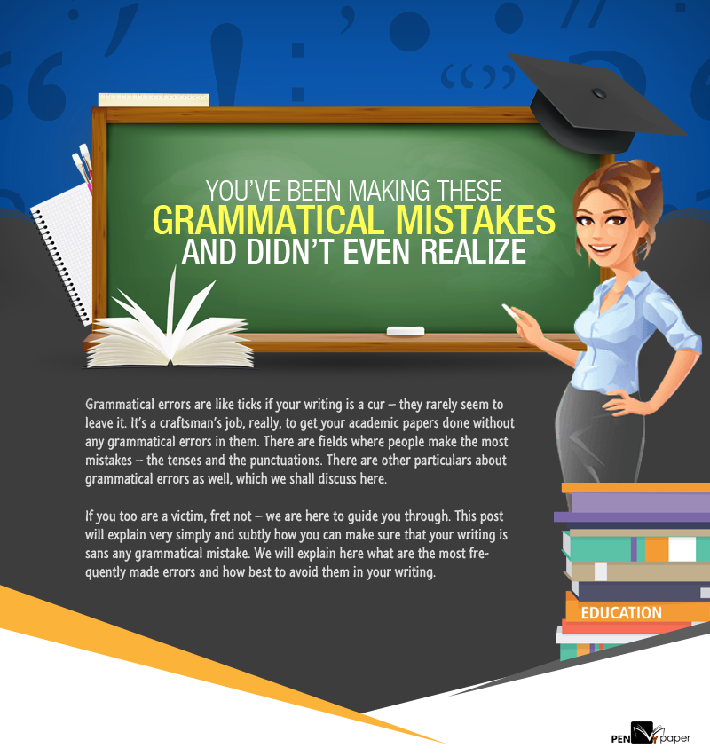 Grammatical Mistakes
