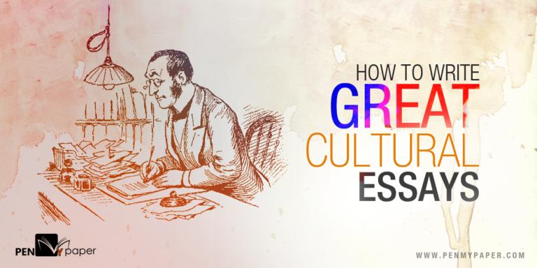Great Cultural Essays