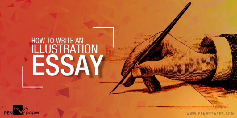 How To Write An Illustration Essay
