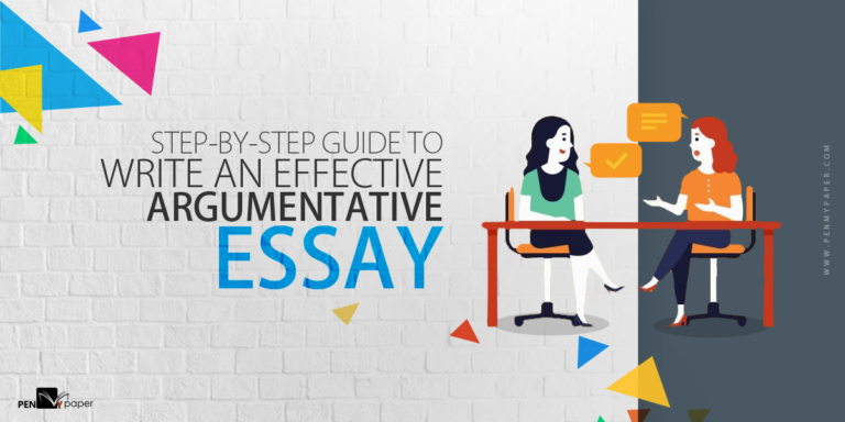 Effective Argumentative Essay