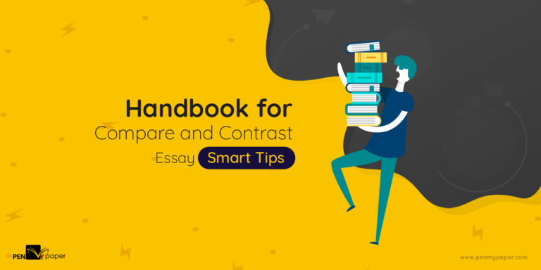 handbook for compare and contrast essay smart tips