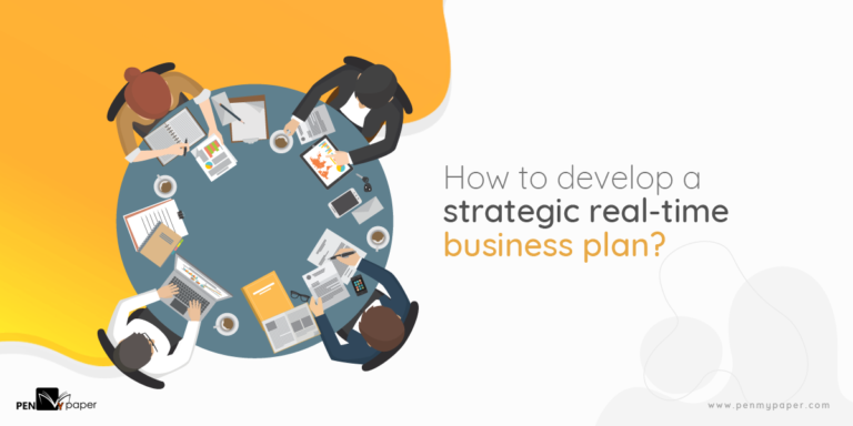 strategic real-time business plan