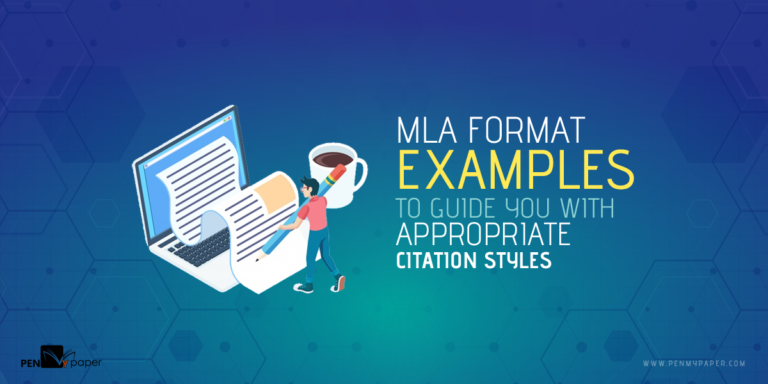 MLA Format Examples