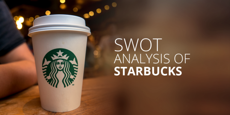 SWOT analysis of Starbucks