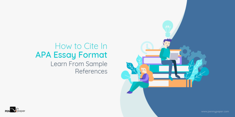 "Generic essay format says, there are just three arbitrary segments viz. introduction, body, and conclusion. But, you may not know that referencing and citing sources are one integral segment of any essay. In most instances, universities are found asking for APA formatting. Hence, it's essential to get conversant with the citation rules, from the American Psychological Association to prepare a good quality draft. And, you are at the right place to be in, as this blog serves the platter of rubrics, illustrating every practical detail. Types of citation in APA essay format Crediting sources does not mean listing the names at the end. There are variations in styles and types, definitions and outlines, etc. Particularly, APA essay format highlights three different means of quoting a source. Here are they – In-text citation Parenthetical citation References This referencing style comes into action when the author's name is mentioned in your paraphrased text. If the original creators' name is NOT mentioned in the paraphrased line/passage, the parenthetical citation is used. It comes at the end where rest of all the sources, having a significant or insignificant contribution in your essay, are listed in a definite order.   Considerable tips on APA referencing American Psychological Association coheres quite a number of protocols with APA referencing, and violation of any will badly reflect in your essay grades. Before you begin to create the ""Reference"" section in your essay, take a close look at these significant tips. In APA format, the bibliography section is titled as ""References"" Your references should begin from a new page Align the title of the page at the top-center There should be a 1-inch margin on all sides of the paper Don't forget to insert the running title and the page count Each source must be arranged in an alphabetical order Set the font name as ""Times New Roman"" and the font size ""12"" Maintain double-spacing in between lines and keep the letters un-bold How to credit various sources in your ""APA Reference""? Citation styles differ with the sources i.e. the way you will credit a book is not identical to a journal or online mag. For your easy understanding, here are some APA citation examples that will clear the concept a little further. Printed Books Last name of author, F. M. (Publish year). Book Title. Publisher Cite, State: Publisher name. Chapter in Print Books Author's last name, F. M. (Publish Year). Chapter Title. Initial of F. M. Editor (Ed.), Book Title (pp. xx-xxx). Publisher City, State: Publisher. E-Books Last name, In F. M. (Publication Year). Title of work [E-reader version]. Retrieved from URL Chapter in E-Books Last name, In F. M. (Publish Year). Chapter Title. In of F. M. Editor (Ed.), Book Title [E-reader version] (pp. xx-xxx). Hhttp://abcc.efg.org/xxx or Retrieved from URL Journals of Online Database Last name, F. M. (Year of Publication). Title of Article. Journal Title, Volume number(Issue number), pp.-pp. homepage URL Imprinted Journals Last name, In F. M. (publication year). Article Title. Title of the Journal, Volume number(Issue number), pages. Online Magazines Last name, In F. M. (publication year, month). Article Title. Magazine Name, Volume number(Issue number), Retrieved from homepage URL or DOI no. Hardcopy Magazines Last name, In F. M. (publication year, month). Article Title. Magazine Name, Volume number(Issue number), page range. Blogs Last name, F.M. (publish year, month, day). Blog Title [Blog post]. Retrieved from website URL Websites (having authors) Last name of author, In. F.M. (publish year, month day). Website name [Format]. Retrieved from URL Websites (without authors) Title of the webpage [Format]. (year of publication, month day) Retrieved from webpage URL   How to perform parenthetical and in-text citation? Many times, student quotes from other's work in their essays to justify an explanation or to maintain the collateral relation between the two creations. Taking a close look at the veritable APA formatted paper, you will understand this fact. However, whatever be the reason, it's important to credit the source and these citations are done within the body, not in the ""Reference"" section. Between the last word of the paraphrased text and the period, cite the source. Take a look at the samples to understand how to do the said – In-text citation (where the author's name is already mentioned) Paraphrased text (year of publication). Parenthetical citation (where the author's name is NOT mentioned) Paraphrased text (Last name of the author, year of publication). If there are two authors: Paraphrased text (Author 1 & Author 2, year of publication). If there are three or more authors : Paraphrased text (Author 1 et al. year of publication) With this ends the APA citation rules. Try to abide by these guidelines while preparing your draft. It will ensure shining grades with a lot of appreciation. Having more difficulties? Even after knowing all the instructions, some fails to develop an ideal essay. The reason can deadline, the complexity of the topic, or something else. If that's the scenario with you, quickly get in touch with a professional writing service who write papers for college students. You can consider PenMyPaper for your essay help – presently, a significant contender for the top position. It has an adroit team of writers and proofreaders, who toils with proficiency, and ascertains that the essays preserve the finest quality. Visit the website for more information."