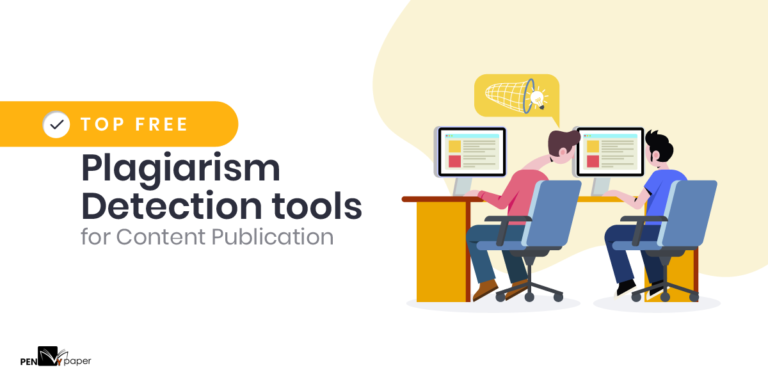 Plagiarism Detection Tools